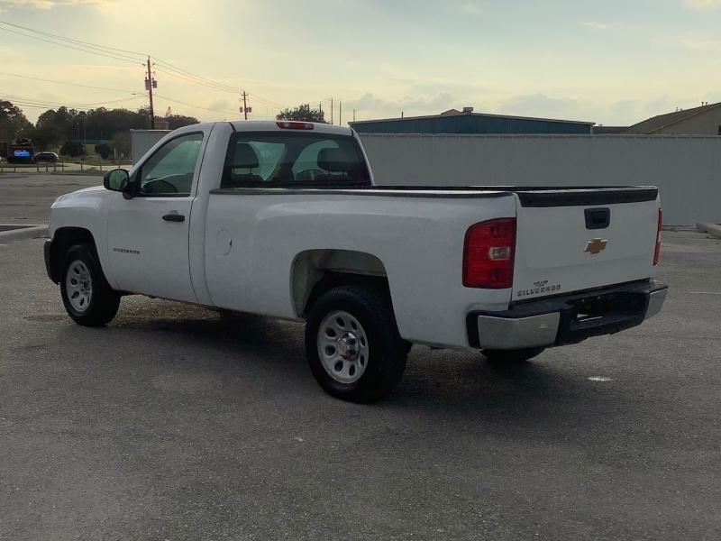 Chevrolet Silverado 1500 2012 price $8,995