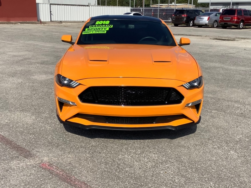 Ford Mustang 2018 price $34,995