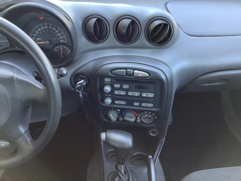 Pontiac Grand Am 2003 price $2,495