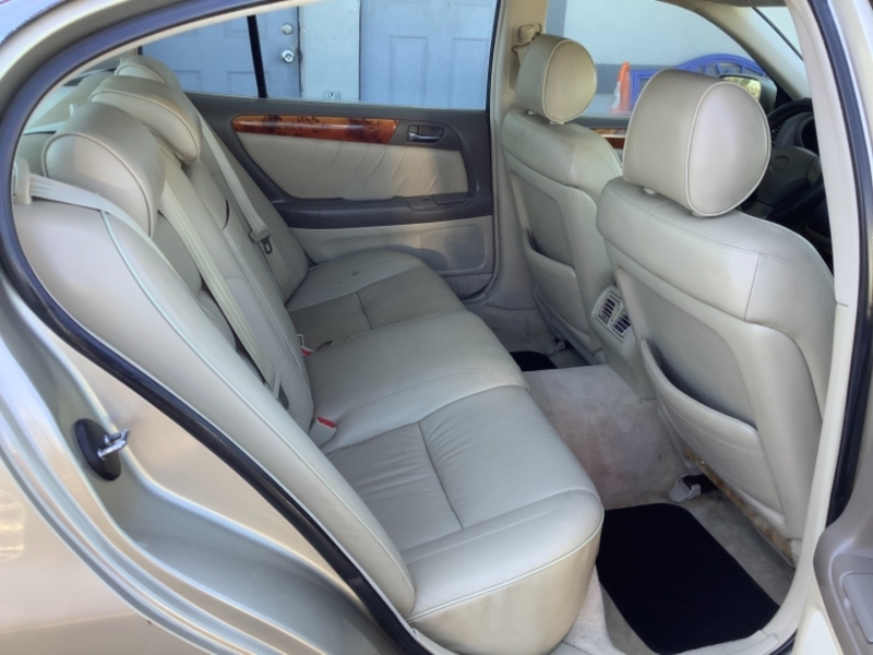 Lexus GS 400 Luxury Perform Sdn 1998 price $2,995