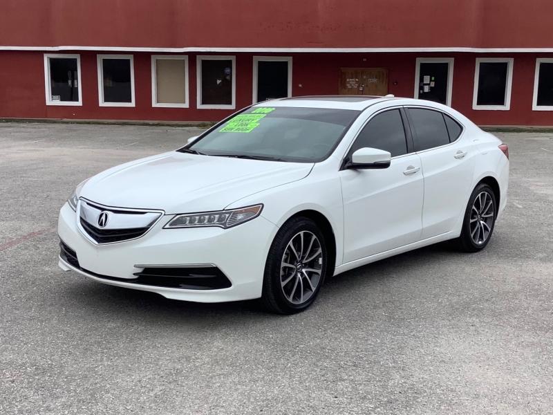 Acura TLX 2016 price $14,995