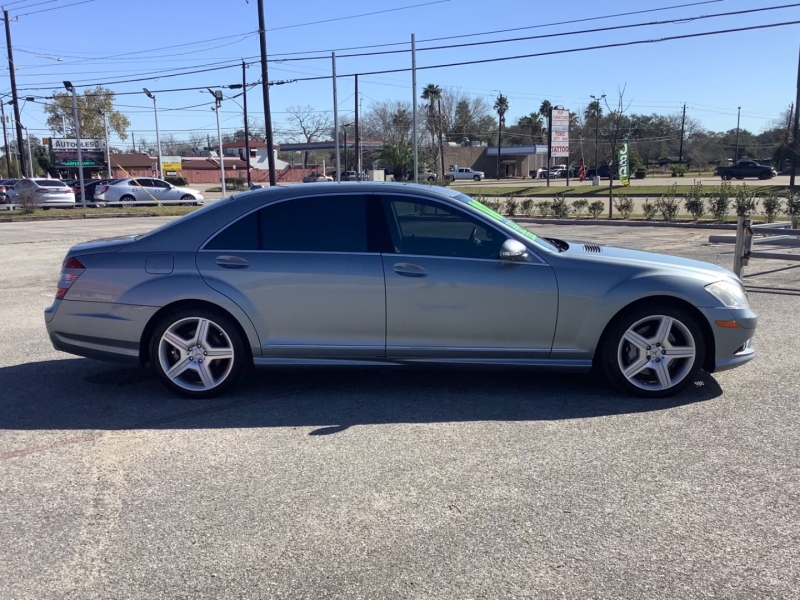 Mercedes-Benz S-Class 2008 price $12,995
