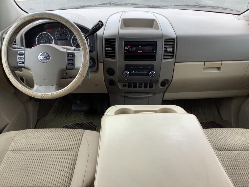 Nissan Titan 2009 price $9,995