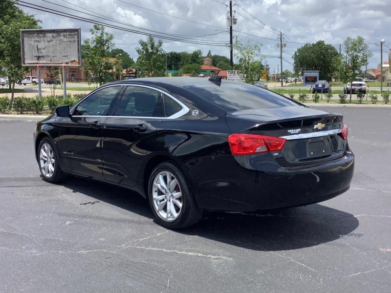 Chevrolet Impala 2017 price $15,995
