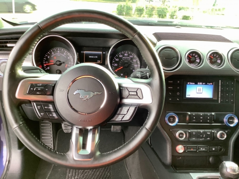 Ford Mustang 2019 price $35,995