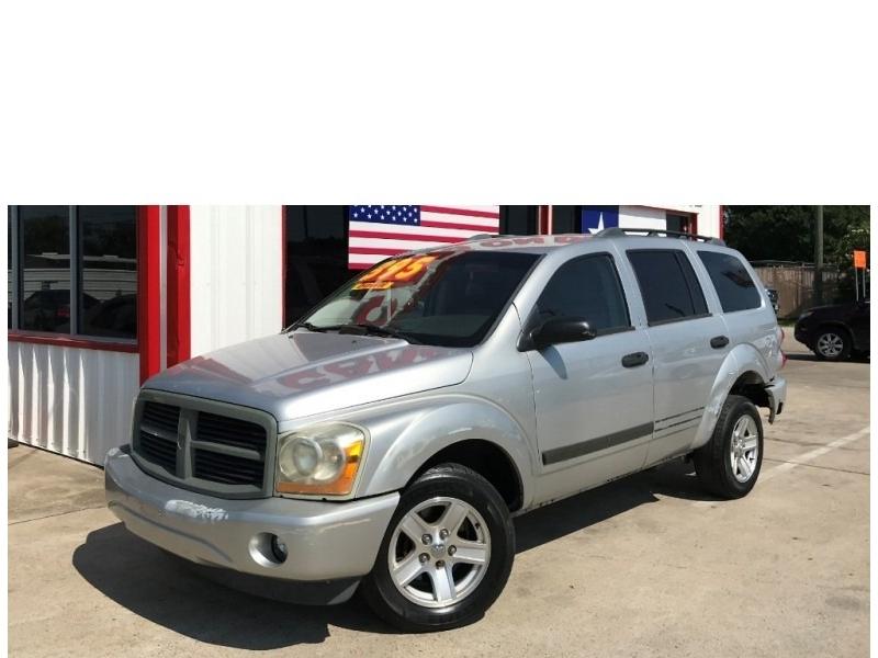 Dodge Durango 2006 price $4,995