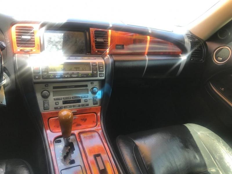 Lexus SC 430 2002 price $5,995