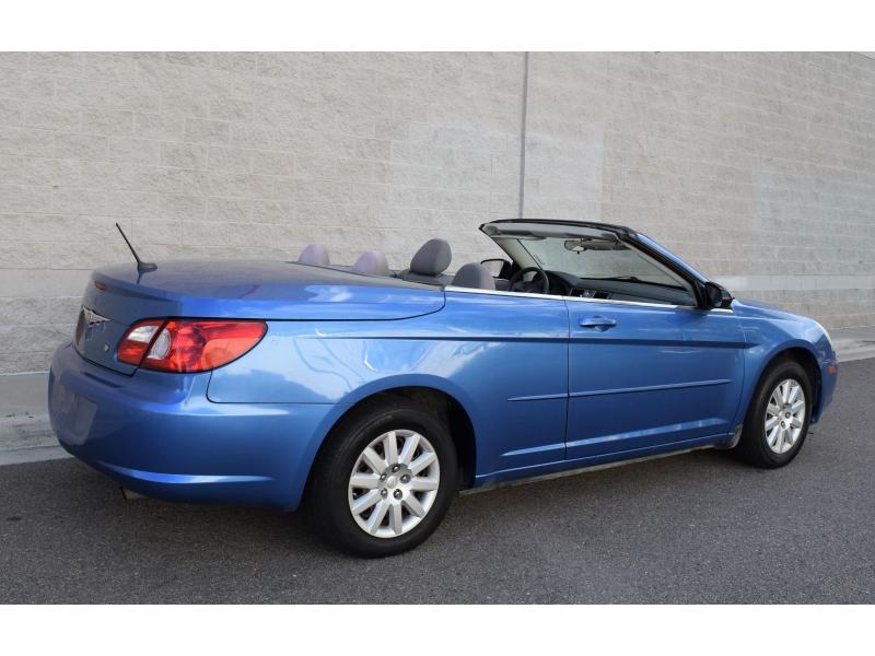 Chrysler Sebring 2008 price $3,580