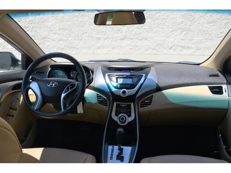 Hyundai Elantra 2012 price $5,990