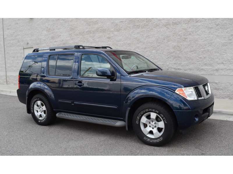 Nissan Pathfinder 2006 price $5,900