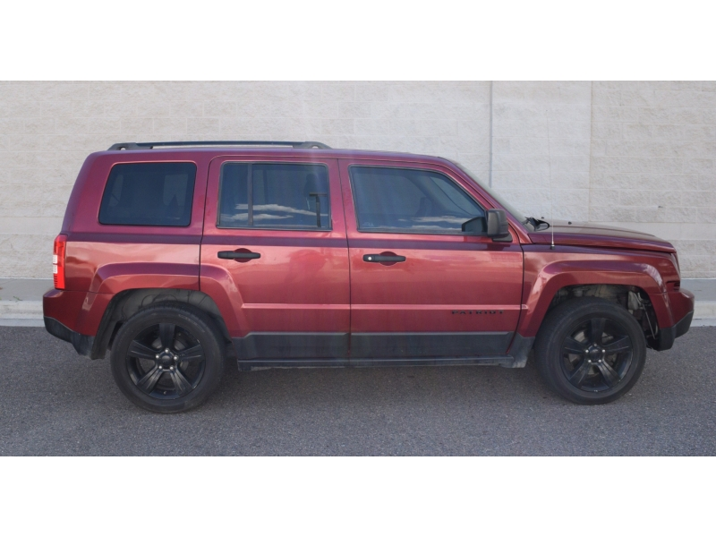 Jeep Patriot 2014 price $7,484