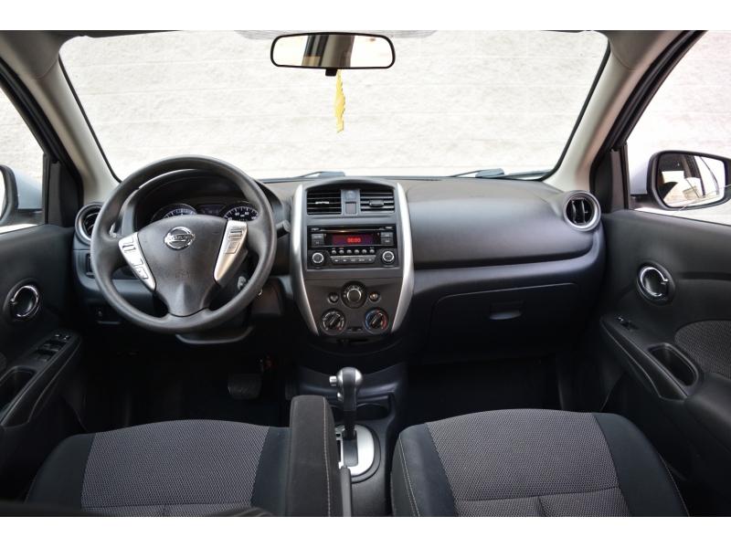 Nissan Versa 2016 price $6,499