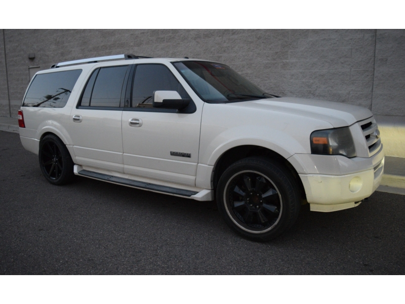 Ford Expedition EL 2007 price $6,990
