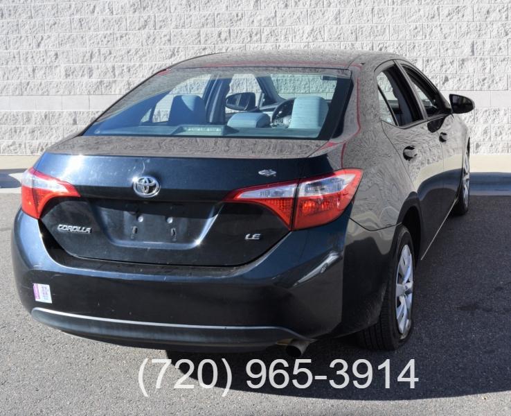 Toyota Corolla 2015 price $8,500