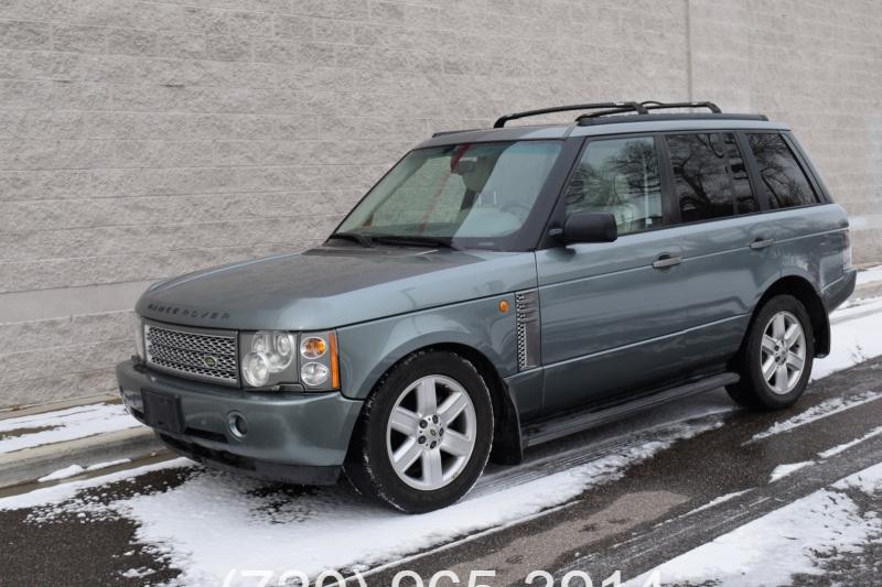 Land Rover Range Rover 2004 price $5,900