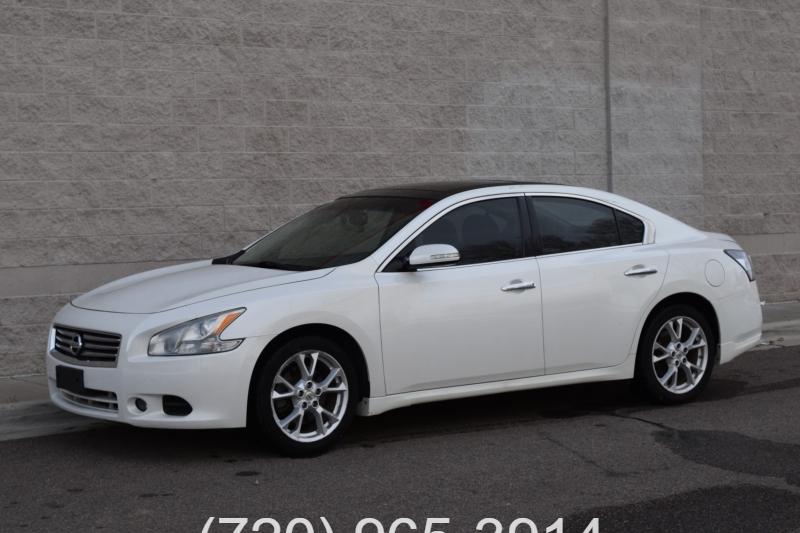 Nissan Maxima 2014 price $8,900