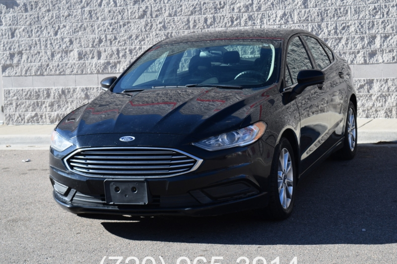 Ford Fusion 2017 price $9,800