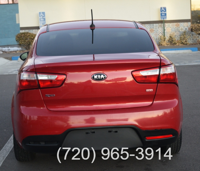 Kia Rio 2015 price $5,980