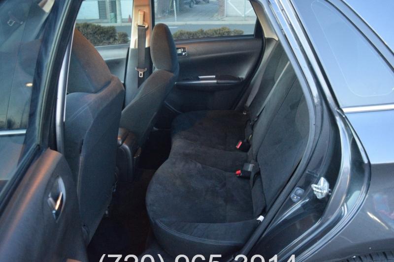 Subaru Impreza Sedan 2011 price $4,990