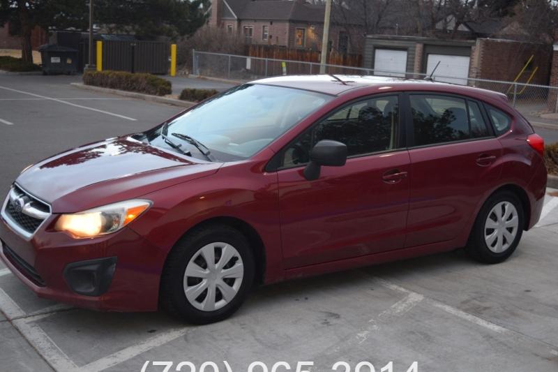 Subaru Impreza 2014 price $8,500