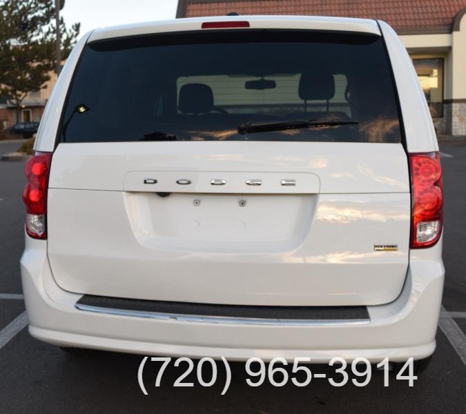 Dodge Grand Caravan 2017 price $8,990