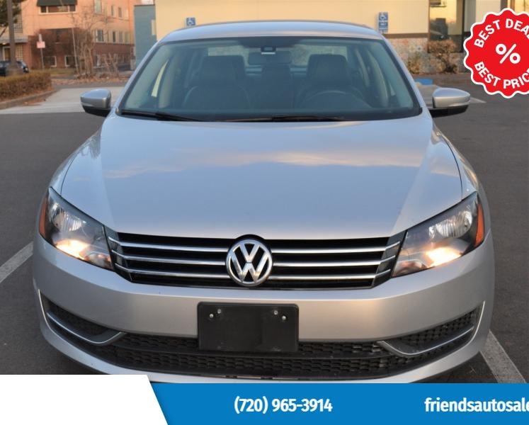 Volkswagen Passat 2014 price $7,600