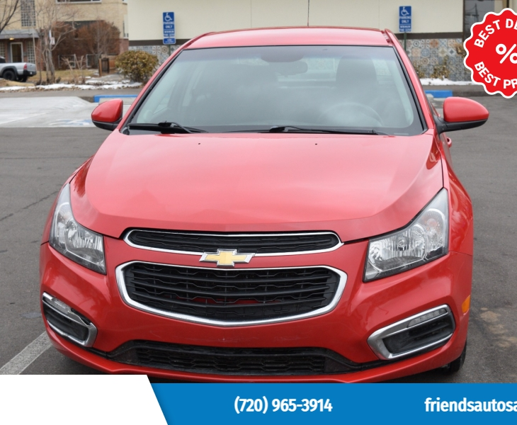 Chevrolet Cruze Limited 2016 price $7,690
