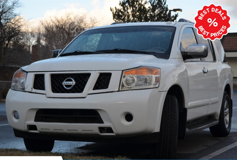 Nissan Armada 2012 price $10,900