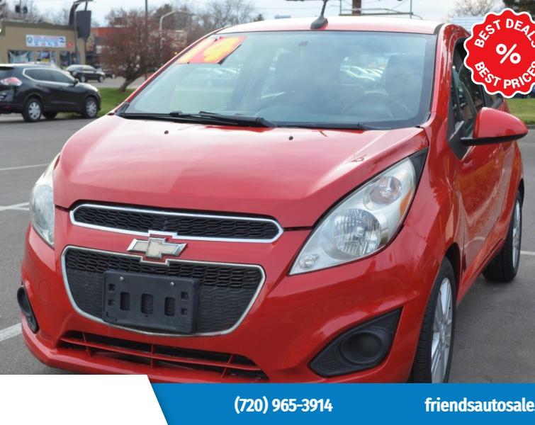 Chevrolet Spark 2014 price $4,950