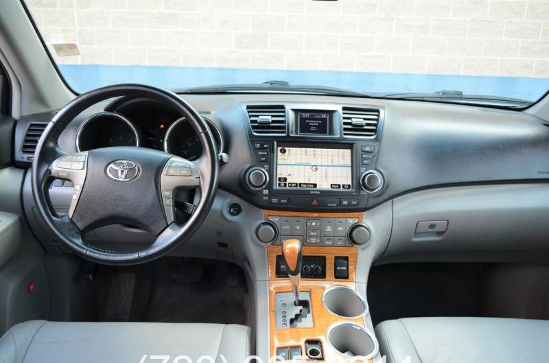 Toyota Highlander Hybrid 2008 price $8,890