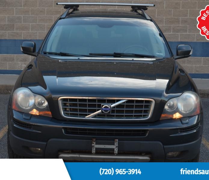 Volvo XC90 2009 price $6,950