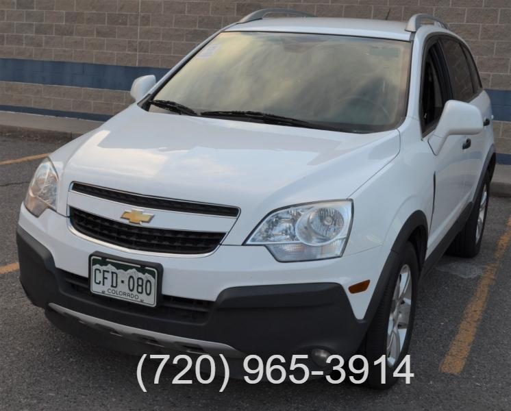 Chevrolet Captiva Sport Fleet 2014 price $7,550