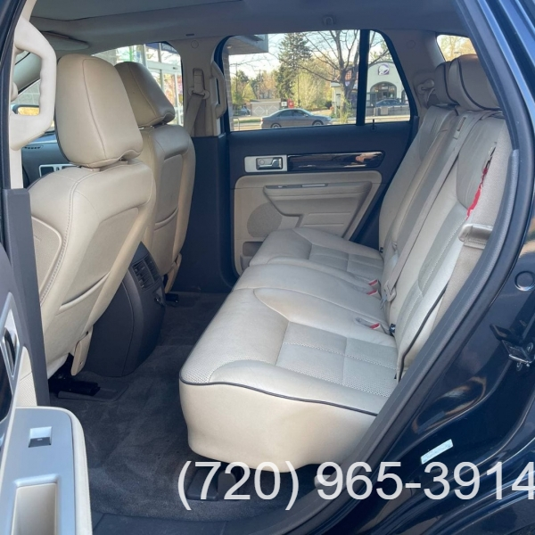 Lincoln MKX 2008 price 9850+299D&H