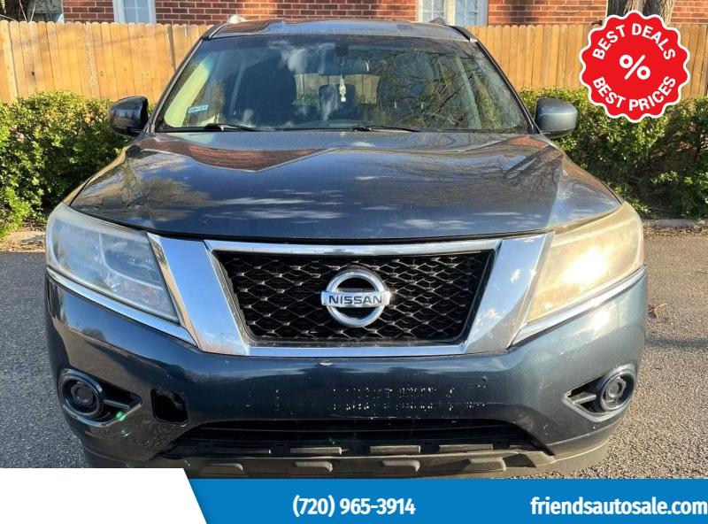 Nissan Pathfinder 2014 price 9750+299