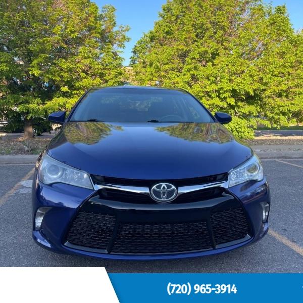 Toyota Camry 2015 price $10,900