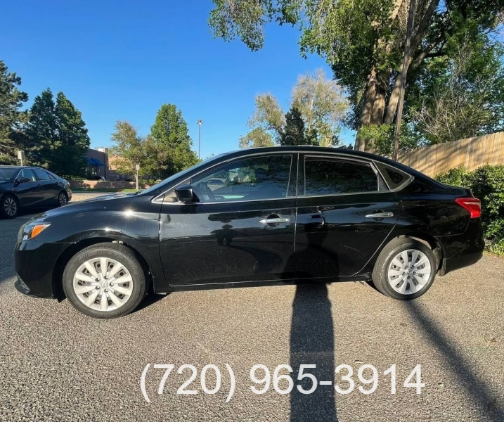 Nissan Sentra 2019 price $13,500