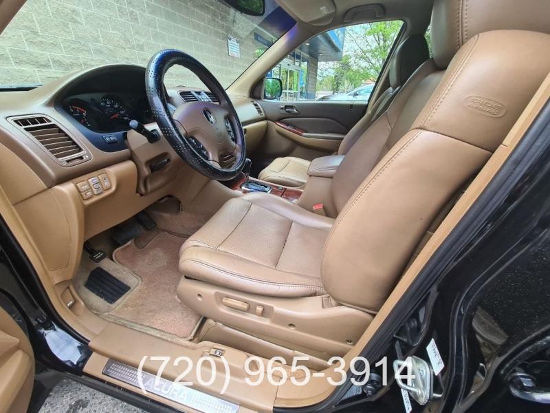 Acura MDX 2003 price $4,950