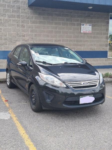 Ford Fiesta 2013 price $7,500