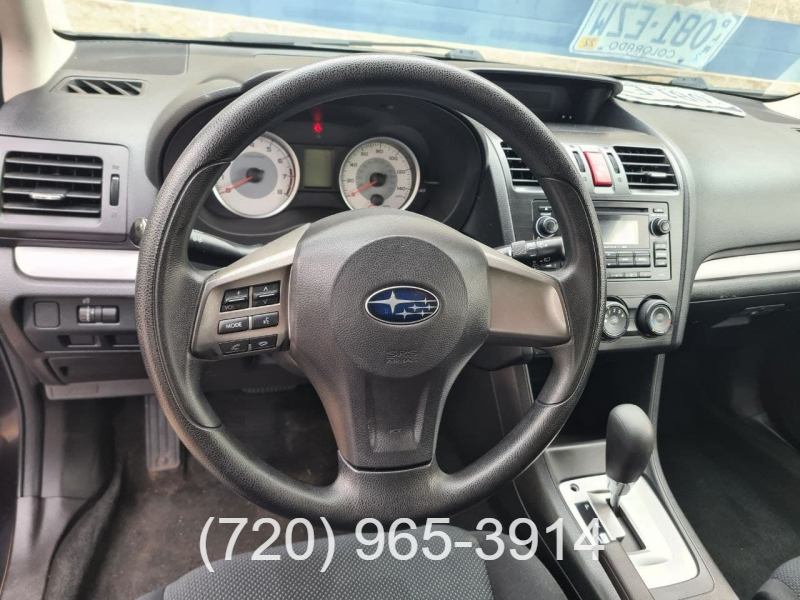 Subaru Impreza 2014 price $8,900