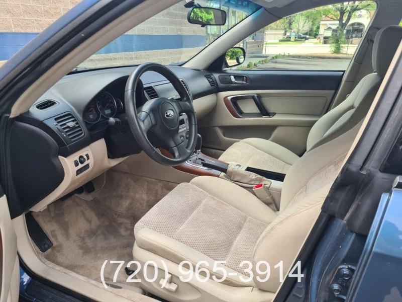 Subaru Legacy Wagon 2006 price $4,970