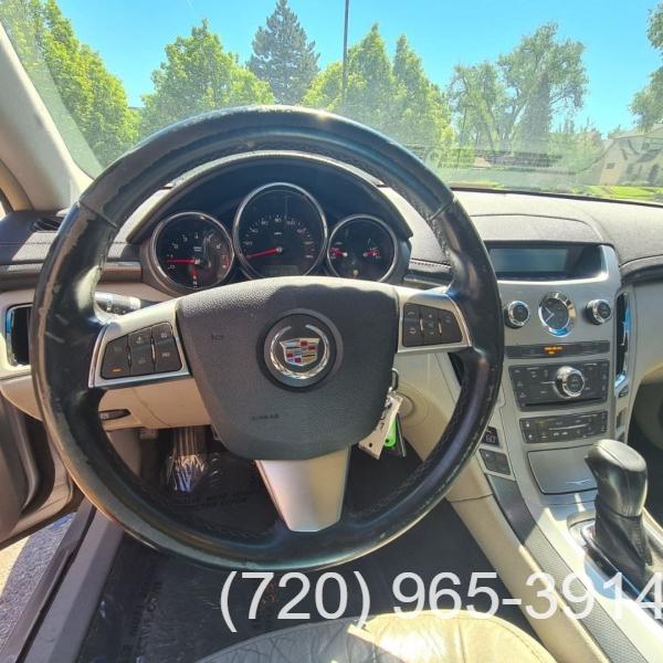 Cadillac CTS 2009 price $6,800