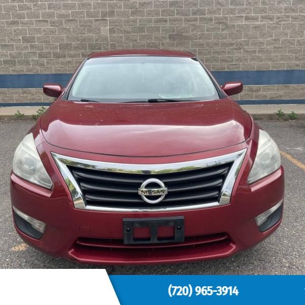 Nissan Altima 2014 price $8,950