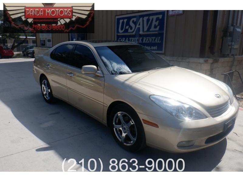 Lexus ES 300 2003 price $3,300