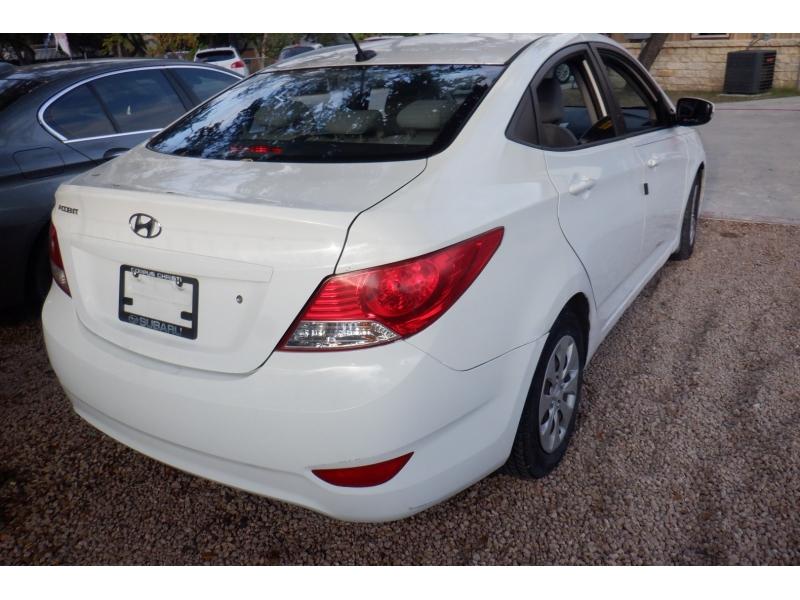 Hyundai Accent 2015 price $6,500