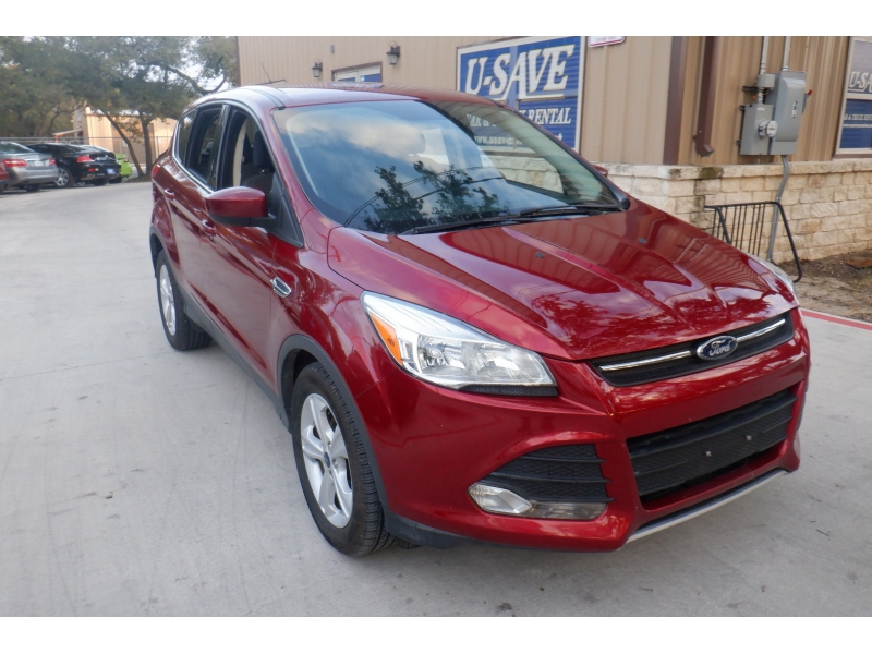 Ford Escape 2016 price $8,700
