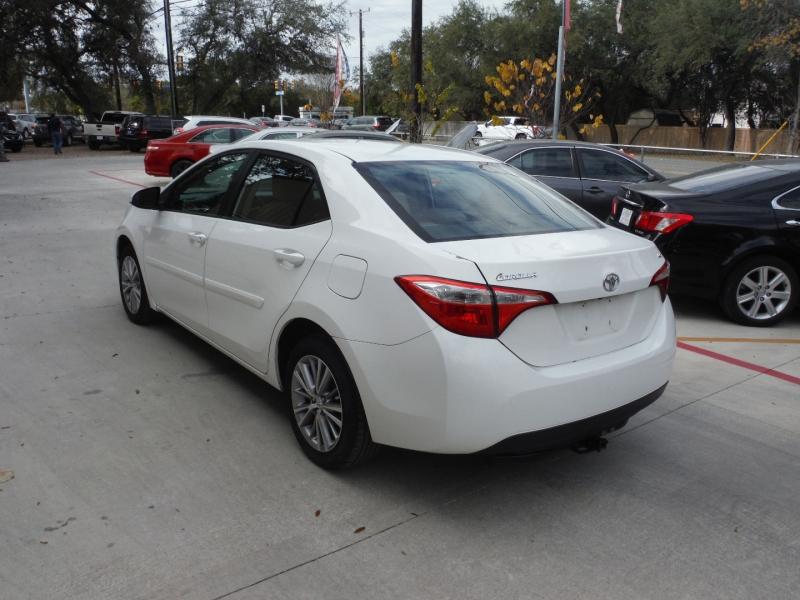 Toyota Corolla 2014 price $7,500