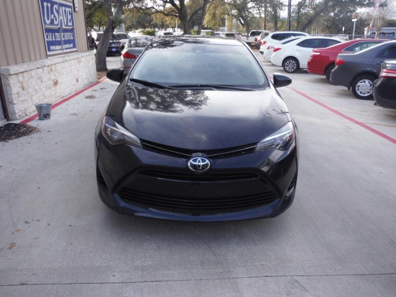 Toyota Corolla 2017 price $8,500