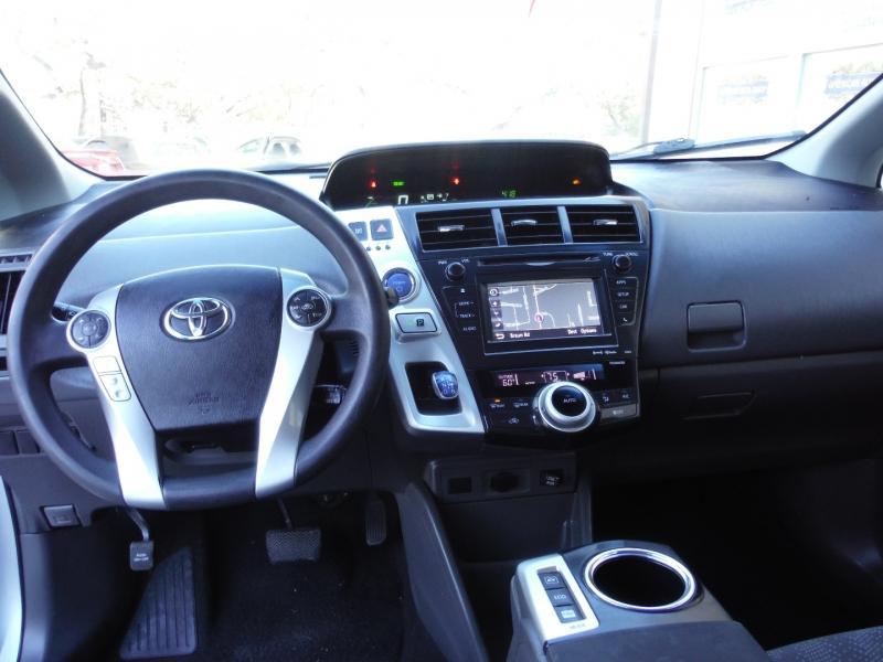 Toyota Prius v 2012 price $6,900