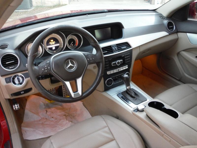 Mercedes-Benz C-Class 2013 price $10,500