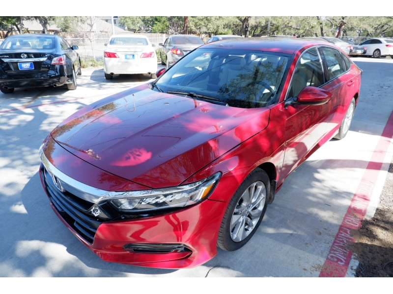 Honda Accord 2018 price $14,900
